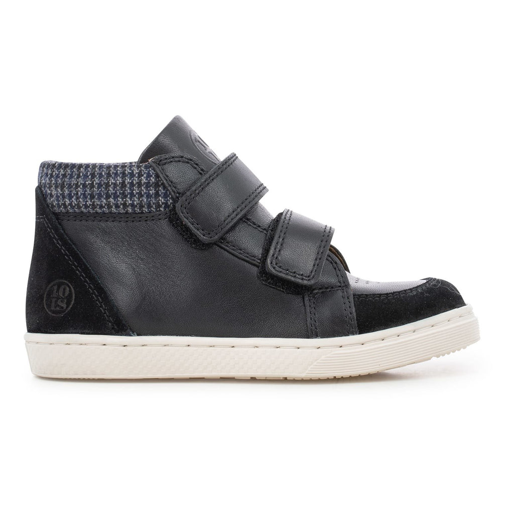 BASKETS TEN BASE HI V2 NOIR-BASKETS & SNEAKERS-10 IS-Maralex Paris