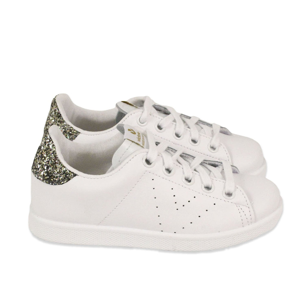 Baskets Victoria White-Fille-VICTORIA-Maralex Paris