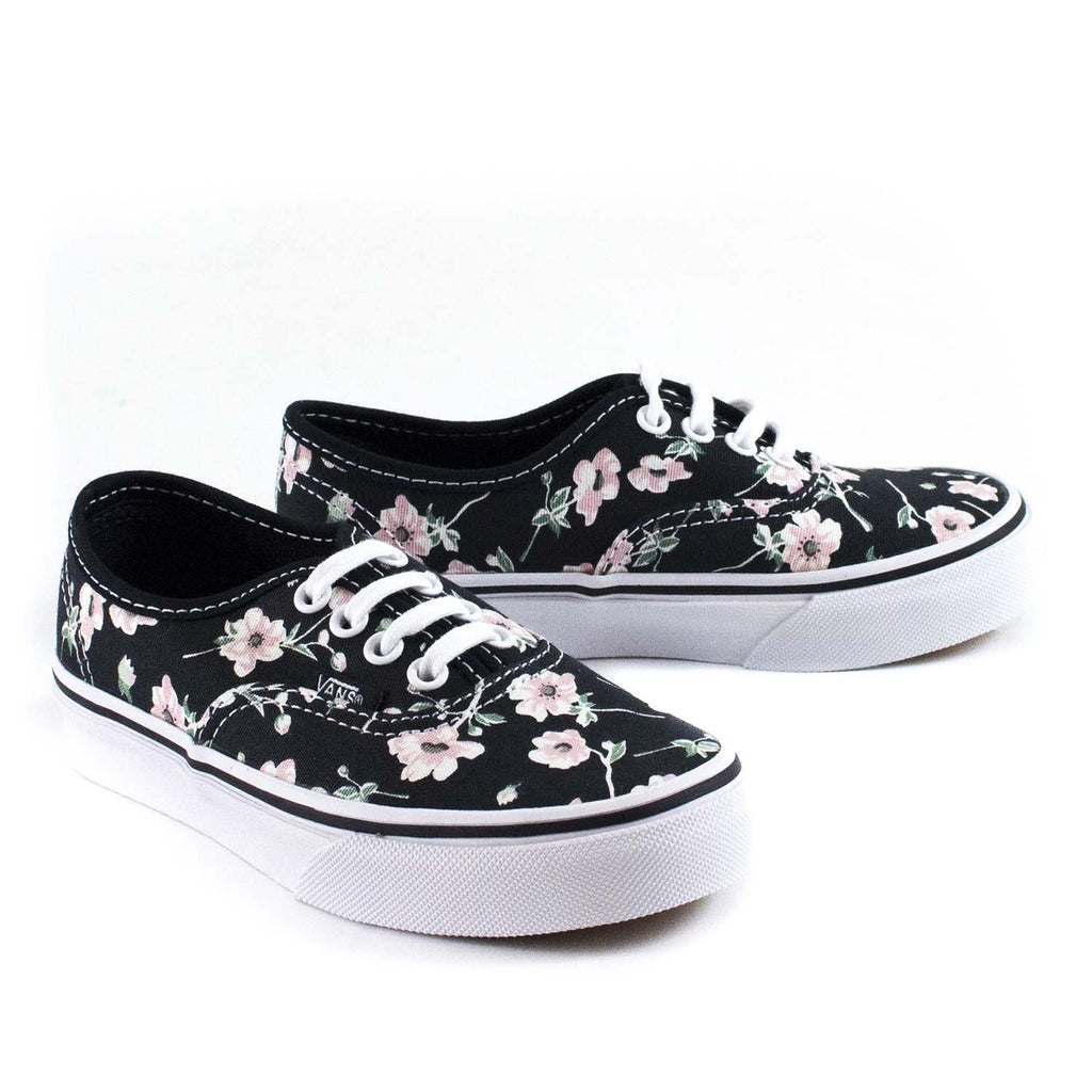 Baskets Vintage Floral-Fille-VANS-Maralex Paris