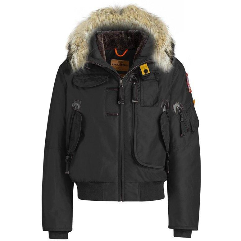 Blouson Gobi Boy Black-Fille-PARAJUMPERS-Maralex Paris