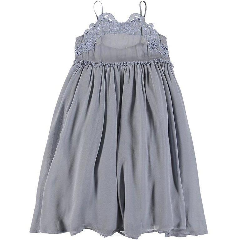 Blue Woven Dress-A trier FASTMAG-STELLA MCCARTNEY KIDS-Maralex Paris (1976242044991)