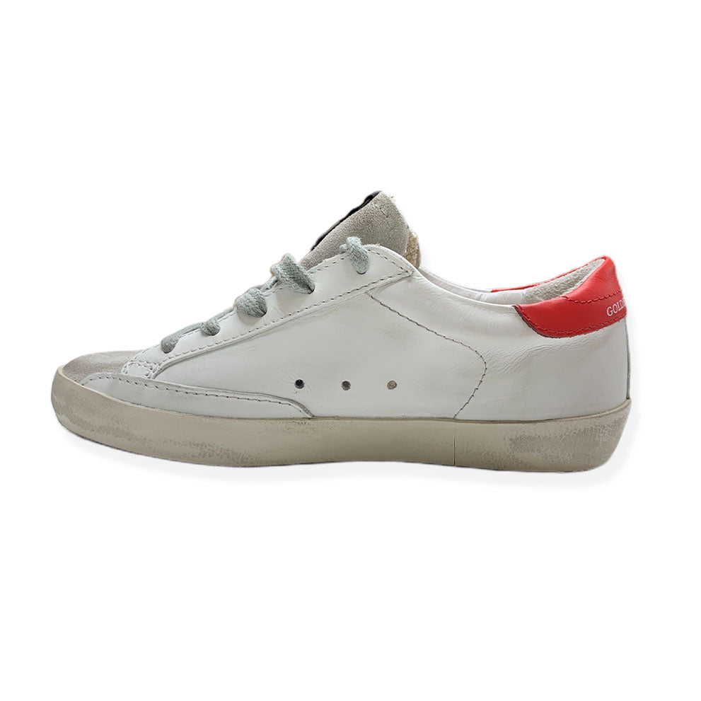 Baskets Superstar Blue-GOLDEN GOOSE-Maralex Paris