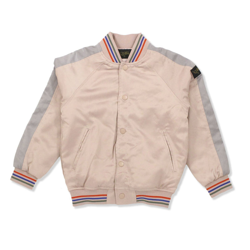 Bombers Chalk Pink Cactus-Fille-FINGER IN THE NOSE-Maralex Paris