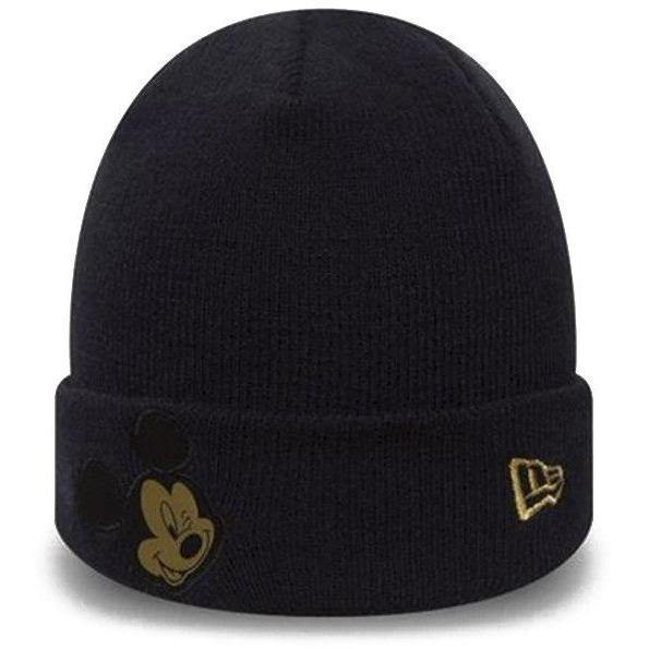 Bonnet character knit mickey-Fille-NEW ERA-Maralex Paris