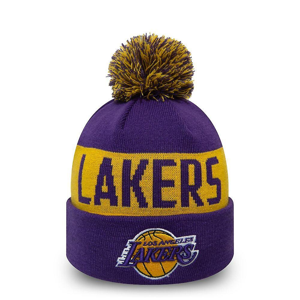 BONNET TEAM LAKERS-BONNETS-NEW ERA-Maralex Paris