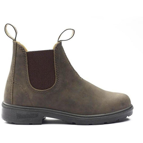 BOOTS  RUSTIC BROWN