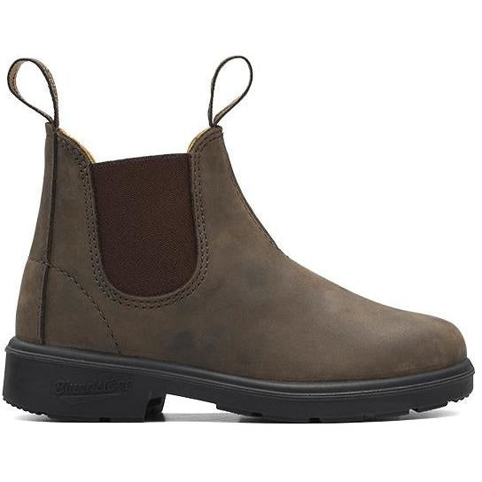 BOOTS RUSTIC BROWN-BOTTINES & BOOTS-BLUNDSTONE-Maralex Paris