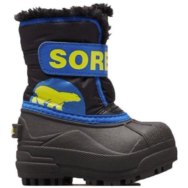 Boots Snow Commander Blue-Bébé fille-SOREL-Maralex Paris