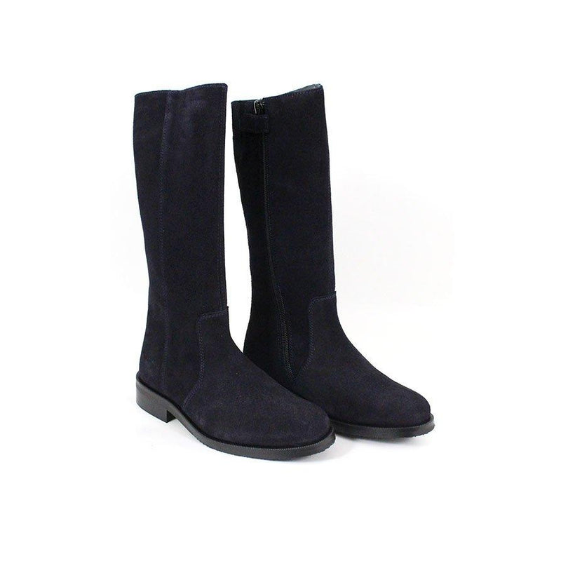 Bottes Julie Marine-Fille-MARALEX-Maralex Paris