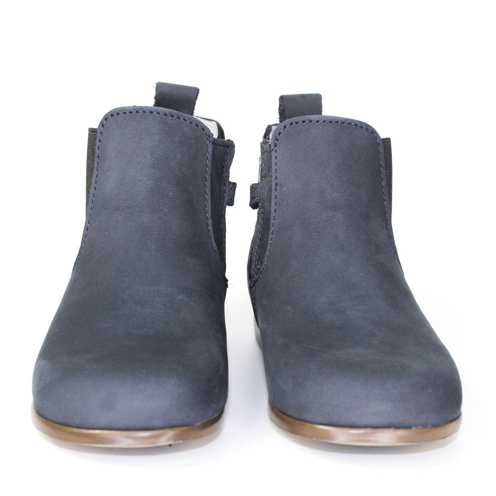 BOTTINES ARON MARINE-BOTTINES & BOOTS-LITTLE MARY-Maralex Paris