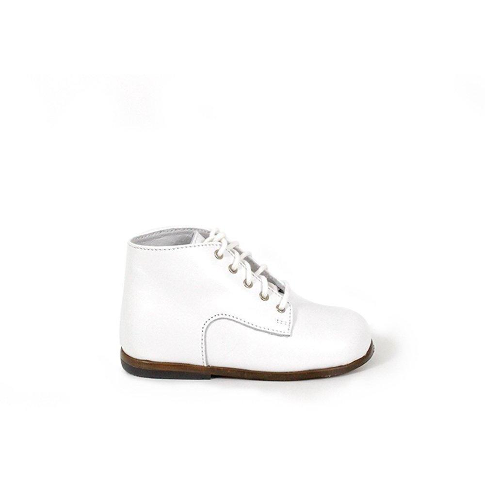 Bottines Miloto Blanc-Bébé fille-LITTLE MARY-Maralex Paris
