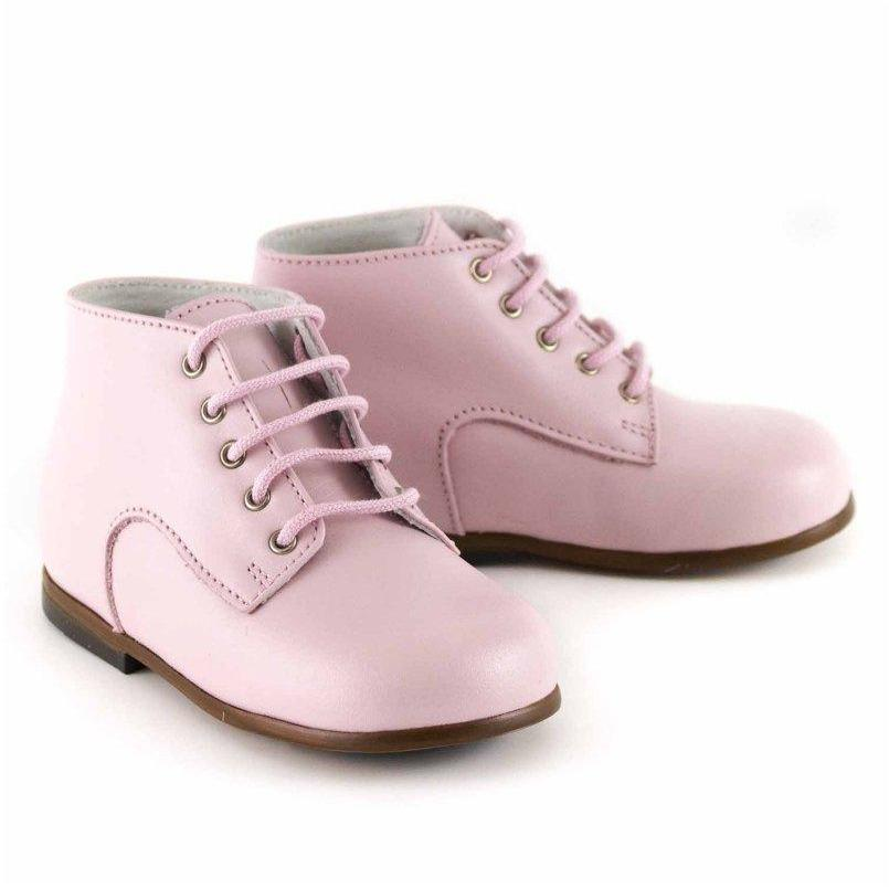 Bottines Miloto Rose-Bébé fille-LITTLE MARY-Maralex Paris