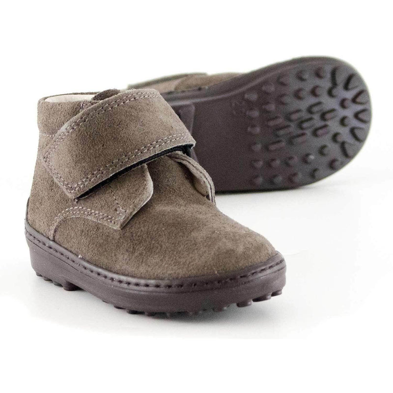 Bottines velcros X615-Bébé fille-MARALEX-Maralex Paris