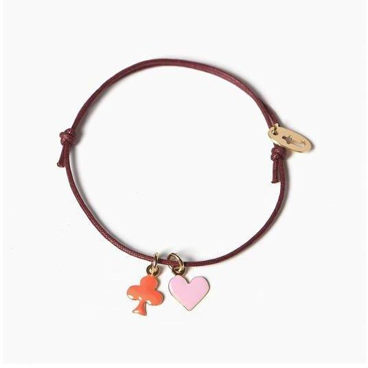 Bracelet Playcard-Fille-TITLEE-Maralex Paris