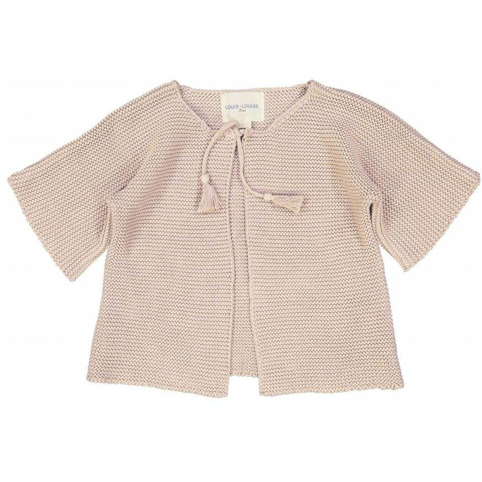 Cardigan Edith-Bébé fille-LOUIS LOUISE-Maralex Paris