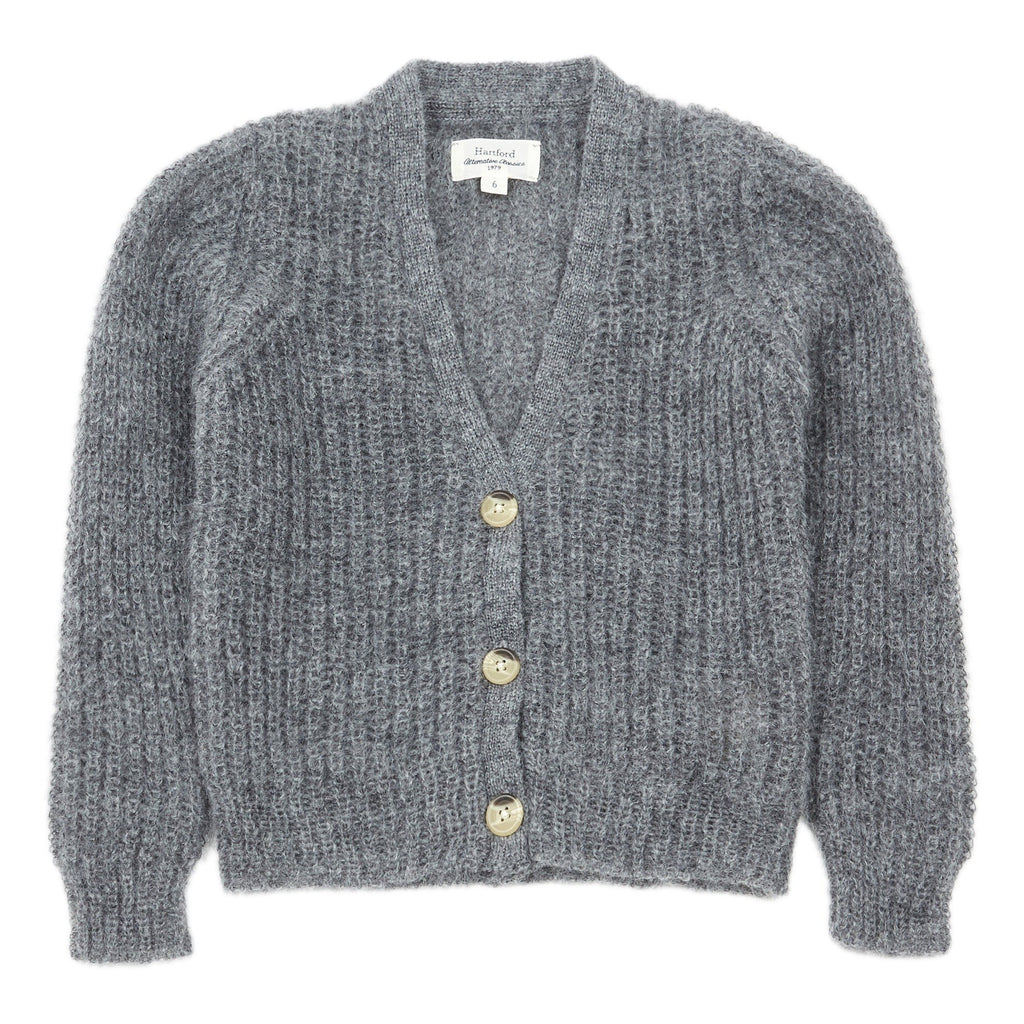 CARDIGAN MODIANI-PULLS & GILETS-HARTFORD-Maralex Paris