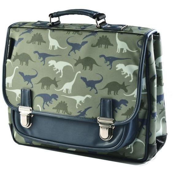 Cartable Cp-Ce2 Dinos-A trier FASTMAG-CARAMEL AND CIE-Maralex Paris