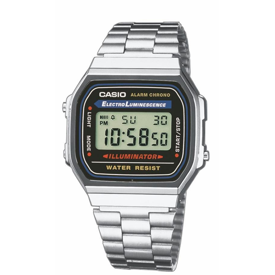 CASIO VINTAGE A168WA-1YES-Montre-CASIO VINTAGE-Maralex Paris