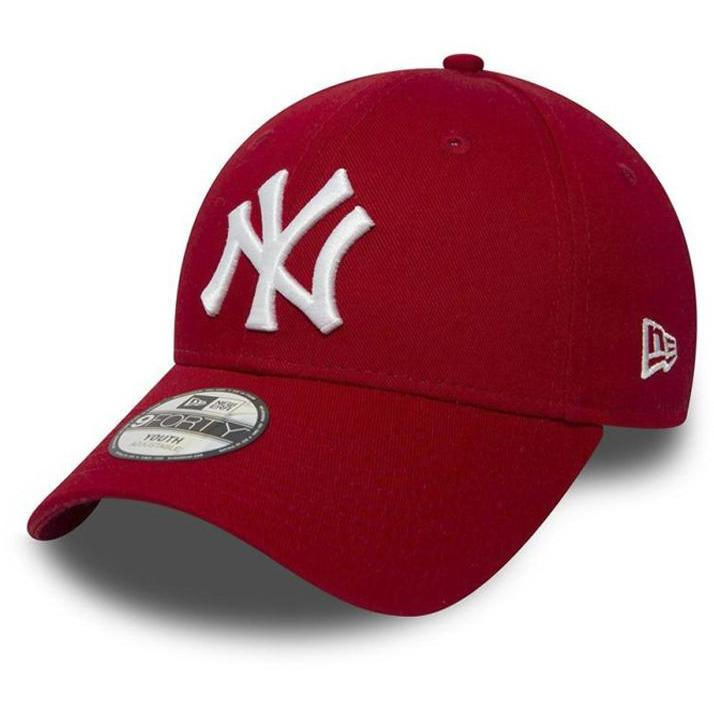 Casquette 9forty Rouge-A trier FASTMAG-NEW ERA-Maralex Paris