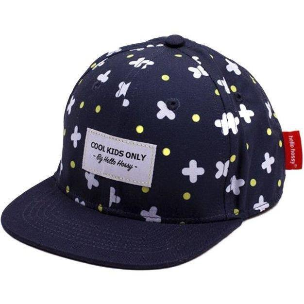 Casquette Blue-Fille-HELLO HOSSY-Maralex Paris