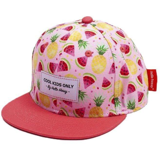Casquette Fruity-Fille-HELLO HOSSY-Maralex Paris