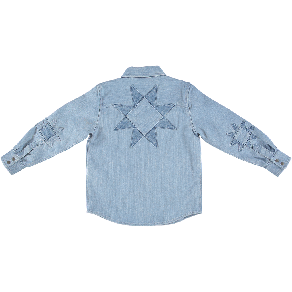 Chemise Dallas-Fille-STELLA MCCARTNEY KIDS-Maralex Paris