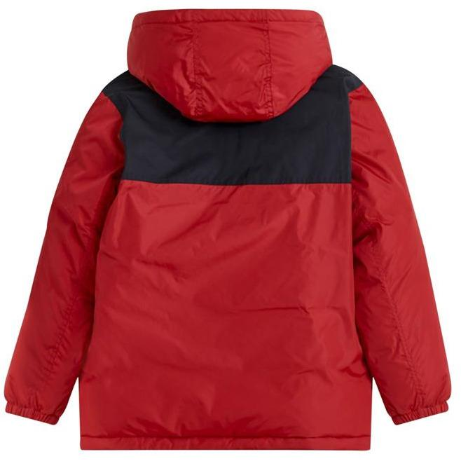 COAT HOWWY ROUGE-VESTES & MANTEAUX-BELLEROSE-Maralex Paris