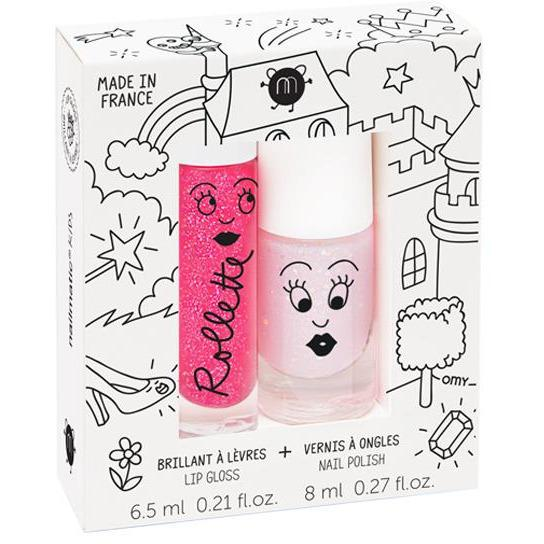 Coffret Rollette Vernis Polly-A trier FASTMAG-NAILMATIC-Maralex Paris