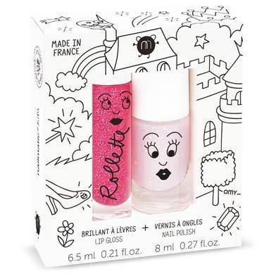 Coffret Rollette Vernis Polly-Fille-NAILMATIC-Maralex Paris