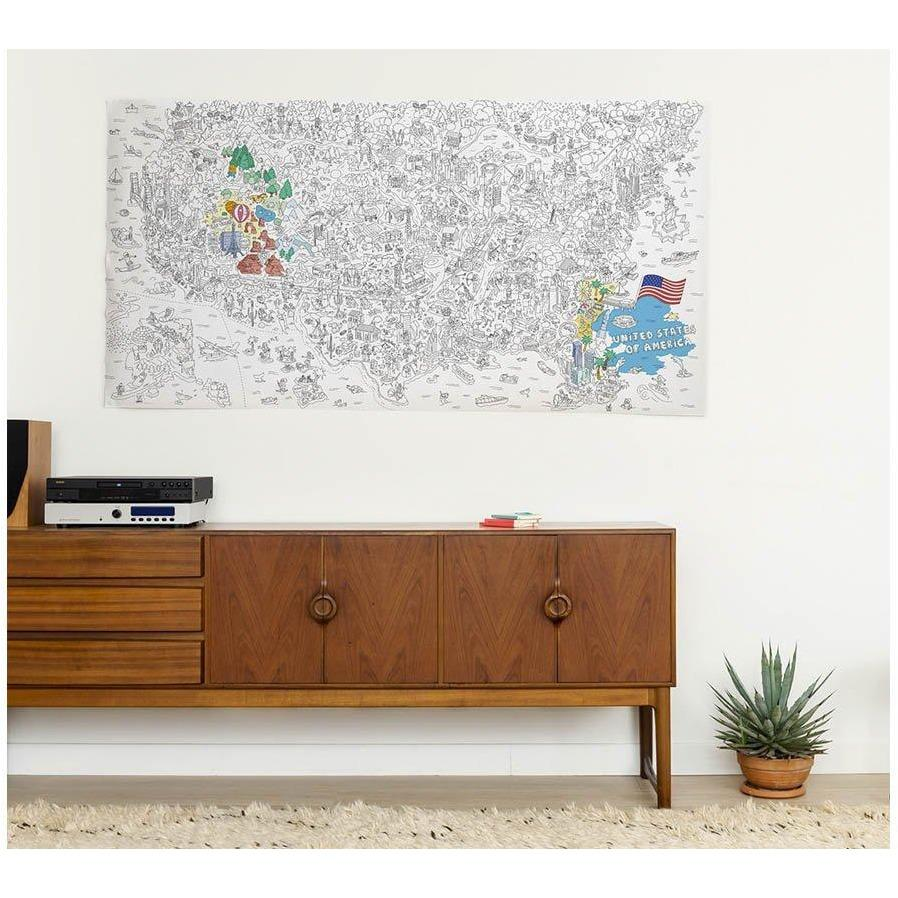 Coloriage Geant New York City-Mobilier & Loisirs-OMY-Maralex Paris