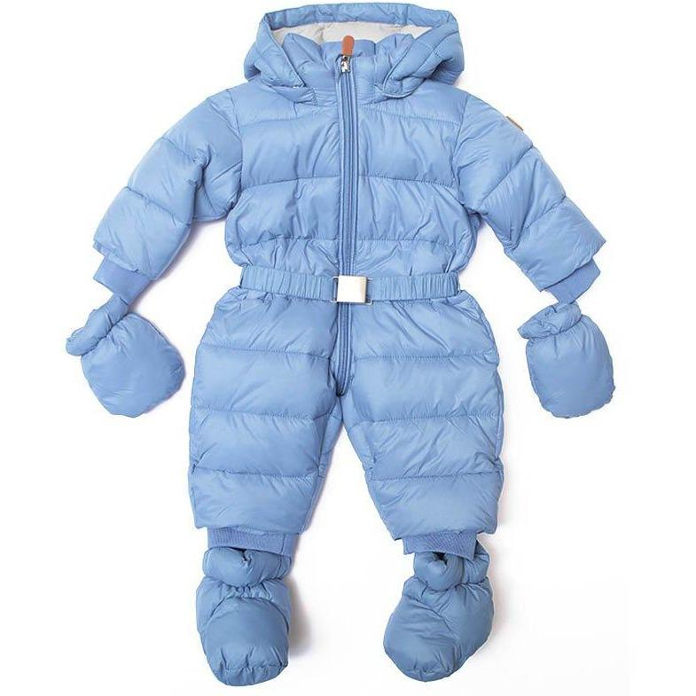 Combinaison Std Baby Blue-Bébé fille-SAVE THE DUCK-Maralex Paris