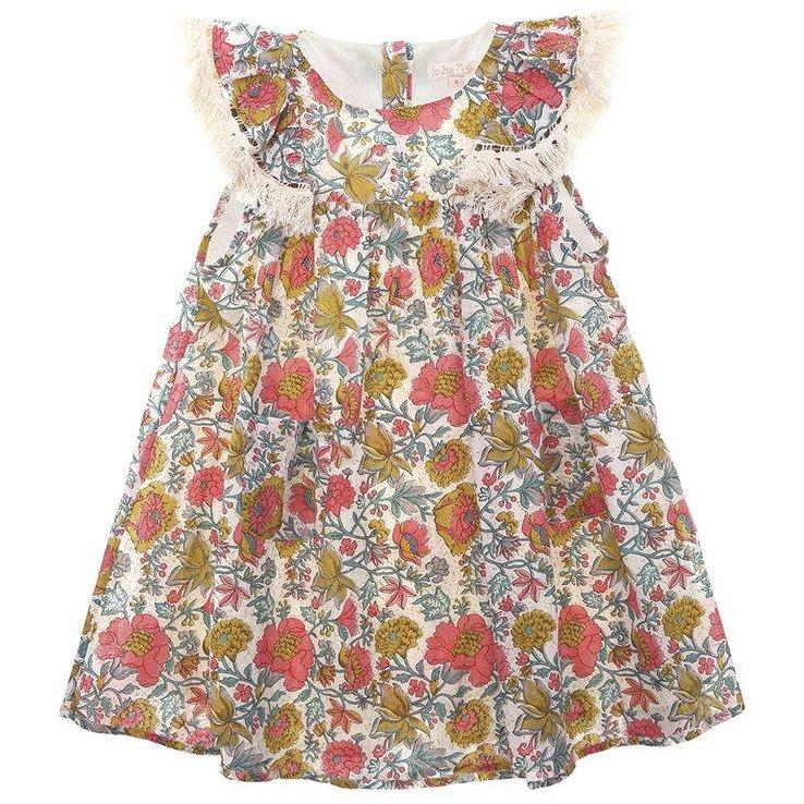 Costa Multi Flowers Dress-A trier FASTMAG-LOUISE MISHA-Maralex Paris