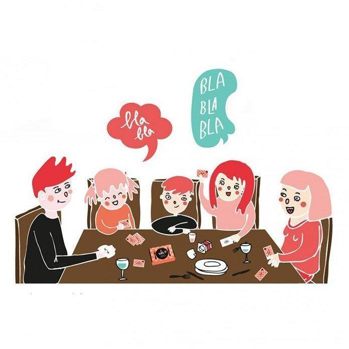 Discussion Kit Mealtime-Fille-MINUS-Maralex Paris