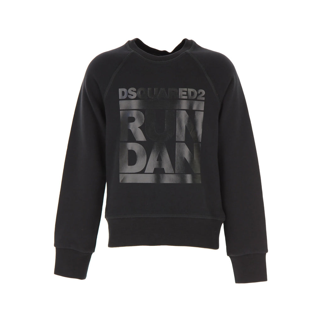 RUN DAN SWEATSHIRT-DSQUARED2-Maralex Paris