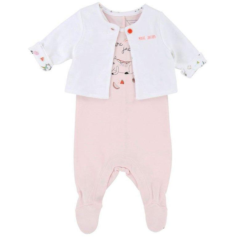 Ensemble Pyjama Licorne-Fille-LITTLE MARC JACOBS-Maralex Paris (1976000446527)