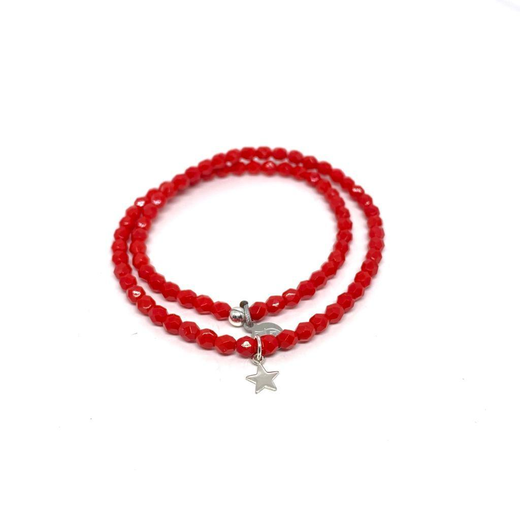 Bracelet Cobra Star-TETES BLONDES-Maralex Paris