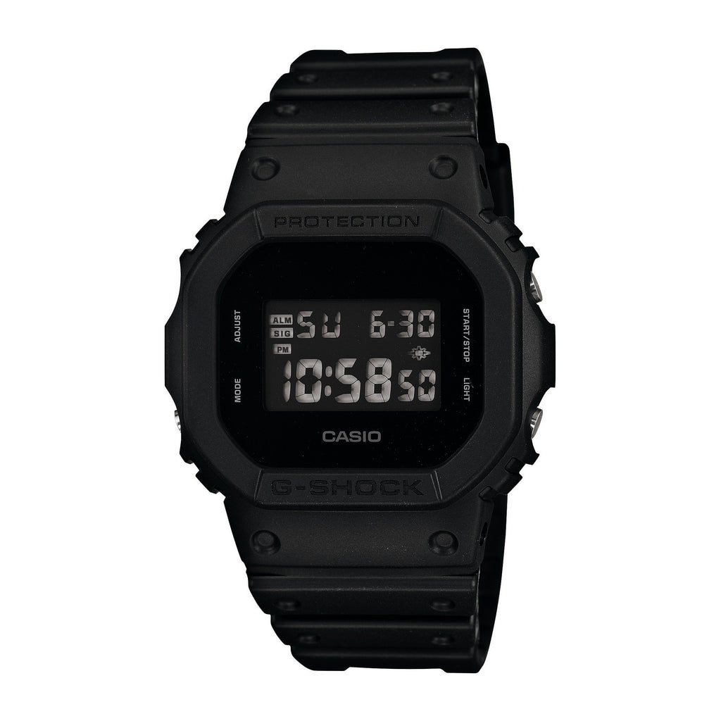 G-SHOCK DW-5600BB-1ER-Montre-G-SHOCK-Maralex Paris