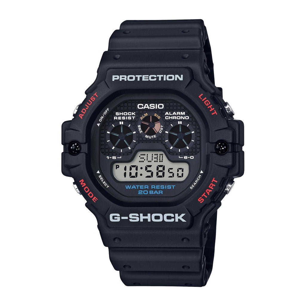 G-SHOCK DW-5900-1ER-Montre-G-SHOCK-Maralex Paris