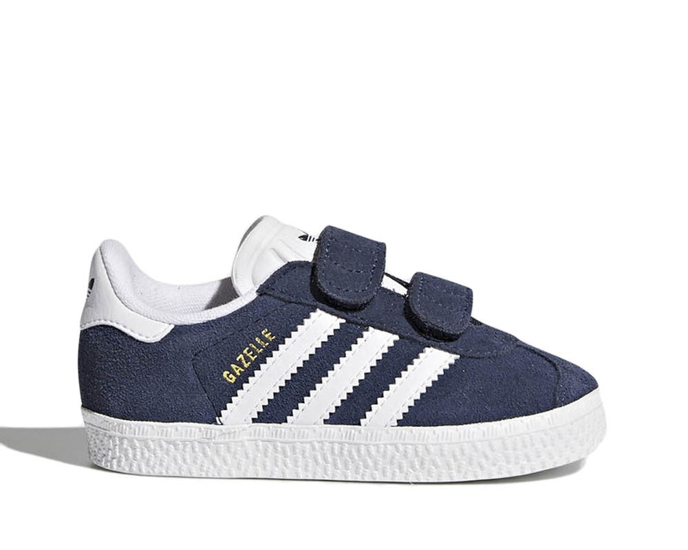 BASKETS GAZELLE NAVY-ADIDAS-Maralex Paris