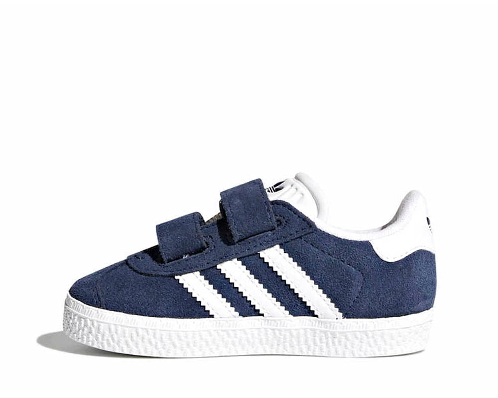 BASKETS GAZELLE NAVY-ADIDAS-Maralex Paris (4366837121087)