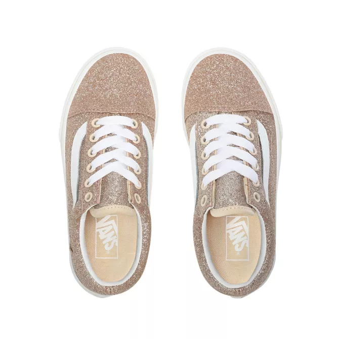 Baskets Vans Old Skool Glitter