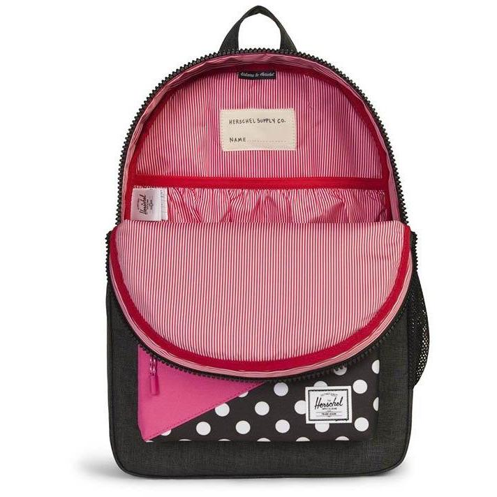 Heritage Youth Black-Fille-HERSCHEL-Maralex Paris