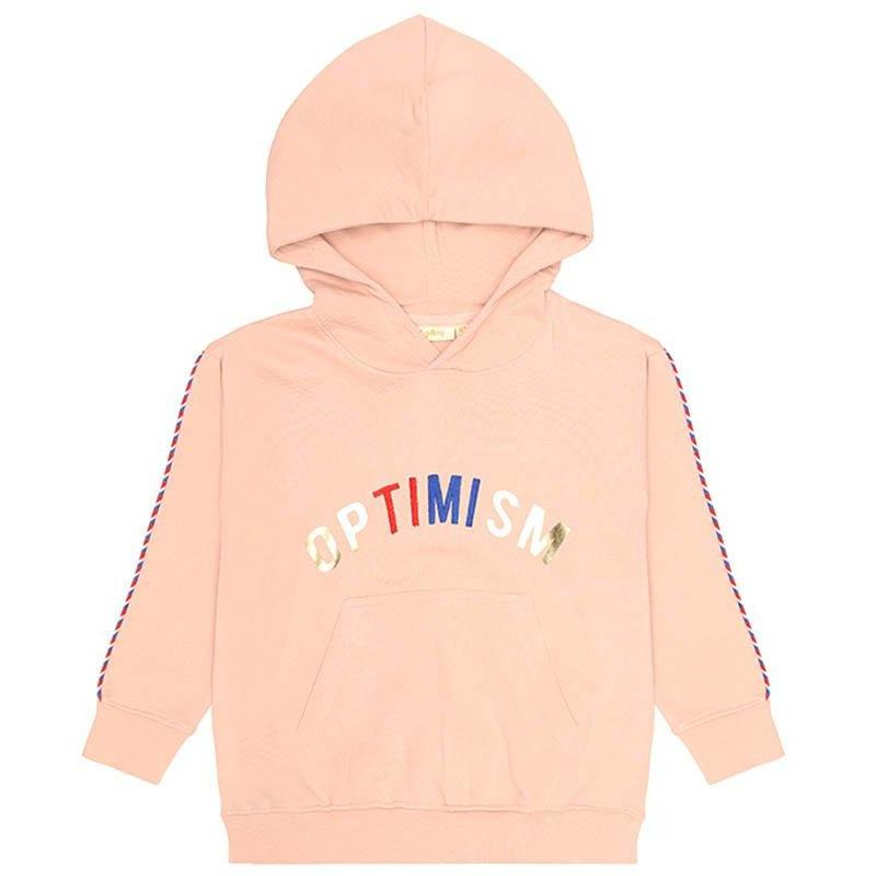 Hoodie Bowie Optimism-Fille-SOFT GALLERY-Maralex Paris (1976105369663)