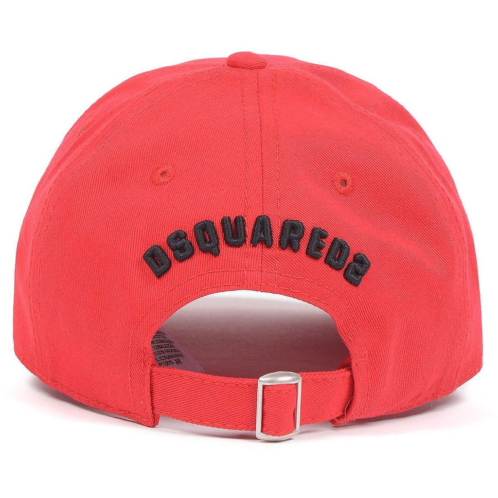 Icon Red Casquette-A trier FASTMAG-DSQUARED2-Maralex Paris