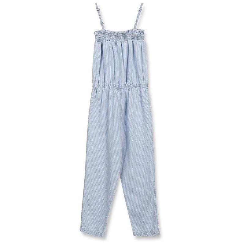 Irona Blue Stripes Jumpsuit-A trier FASTMAG-FINGER IN THE NOSE-Maralex Paris