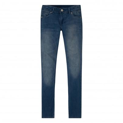 JEAN 711 SKINNY BLUE WINDS-JEANS-LEVI'S-Maralex Paris
