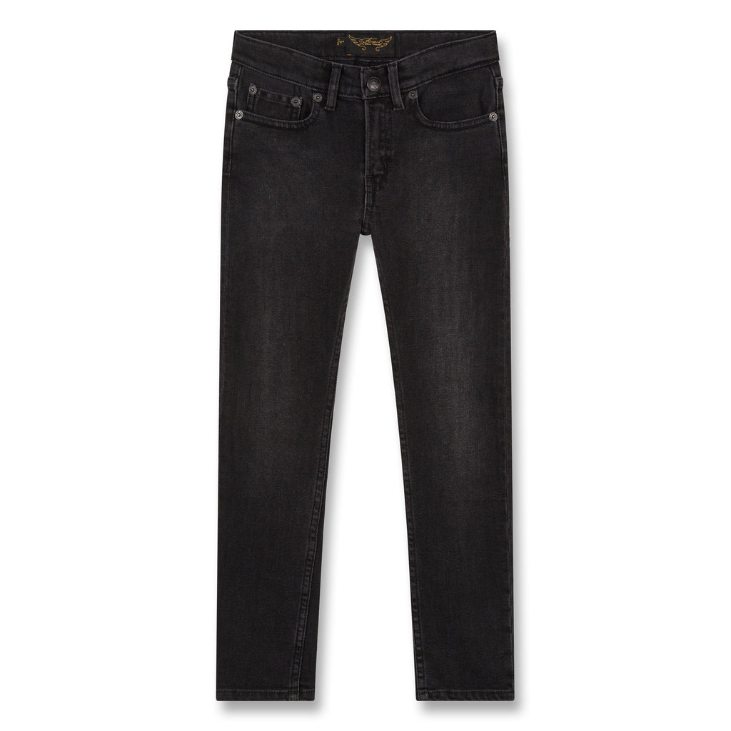 JEAN ICON KHOL DENIM-JEANS-FINGER IN THE NOSE-Maralex Paris