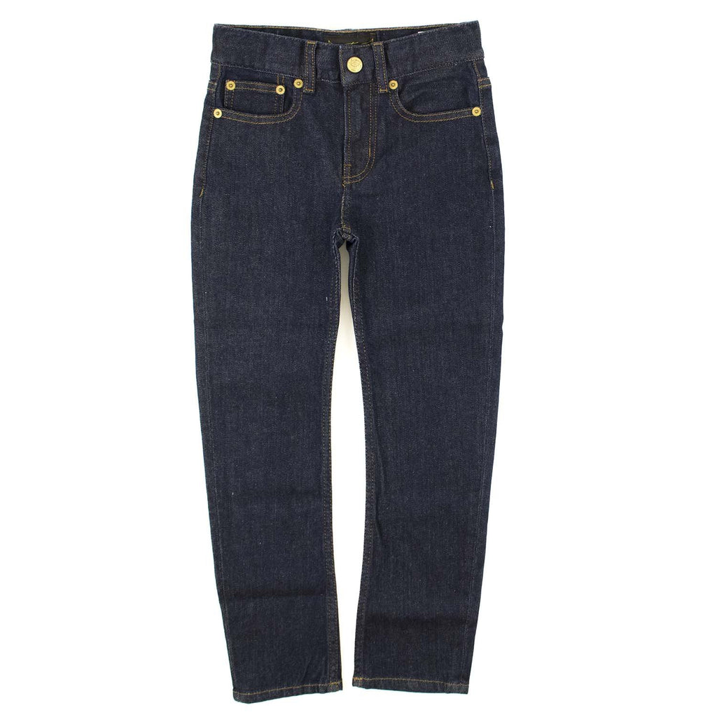 Jean Norton Raw Denim Blue-Garçon-FINGER IN THE NOSE-Maralex Paris