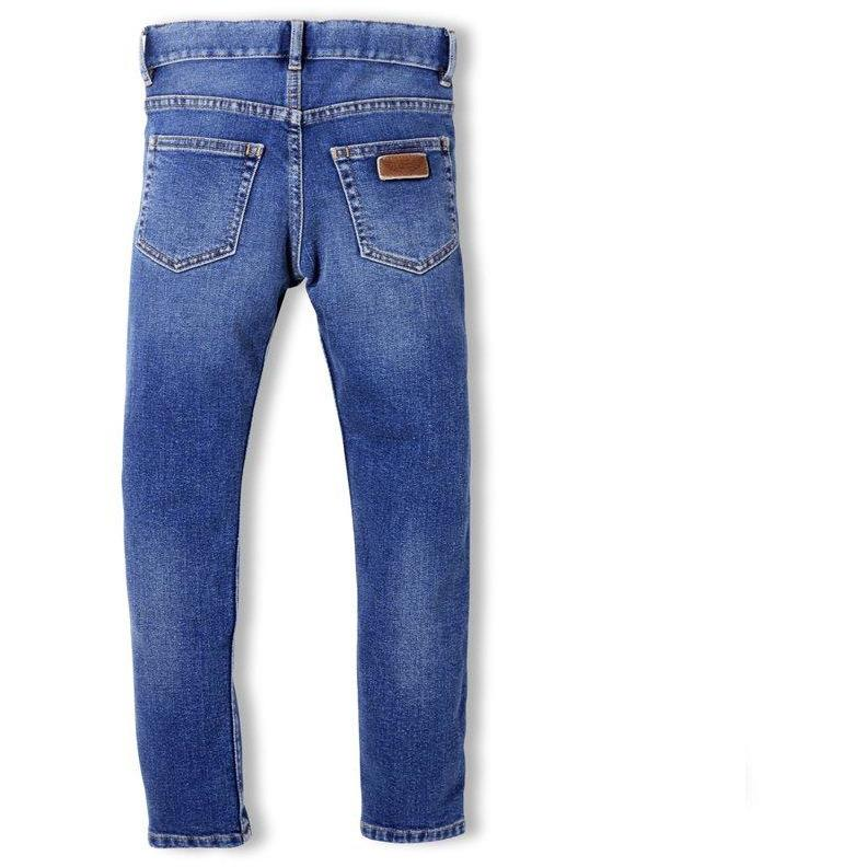 Jeans Icon Authentic Blue-Fille-FINGER IN THE NOSE-Maralex Paris