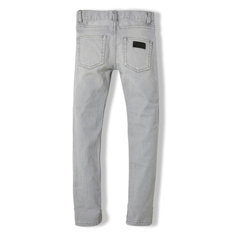 Jeans Icon Bleached Grey-Fille-FINGER IN THE NOSE-Maralex Paris (1975999332415)